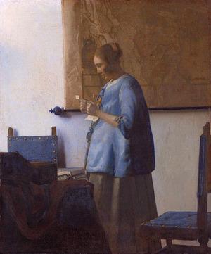 Vermeerjohanneswomanreadingaletter1