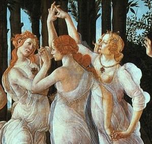 Botticelli_primavera_detail
